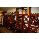 Mit Weinregalen Kabinett können Sie die Lagerung Ihrer Weine unbegrenzt erweitern