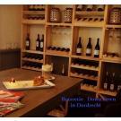 Auch mit nur einigen Bauelementen der Weinwand Kabinett schaffen Sie eine gemütliche Atmosphäre.