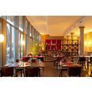 Weinwand Kabinett: Weinregale aus Holz Hotel und Restaurant