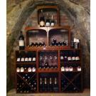 """Dieses Weinsystem sehen Sie in """"Het Arsenaal"""" in Doesburg. Im Keller ist ein ganz toller Weinladen: """"Van Ditmars Wijnkoperij"""". Machen Sie dort schnell einen Besuch!"""