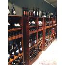Der schöner Laden La Bottega del Vino in Zonhoven (Belgien)
