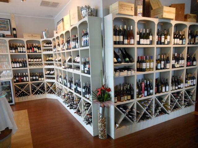 Weinwand Kabinett